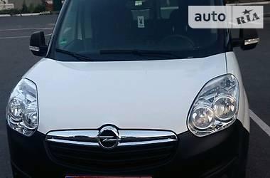 Характеристики Opel Combo груз. Легковой фургон (до 1,5 т)