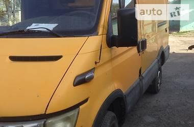 Ціни Iveco Daily груз. Легковий фургон (до 1,5т)