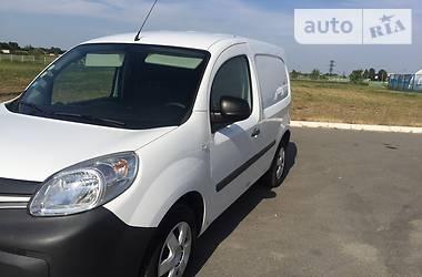 Цены Renault Kangoo груз. Легковой фургон (до 1,5 т)