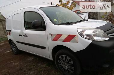 Характеристики Renault Kangoo груз. Легковой фургон (до 1,5 т)