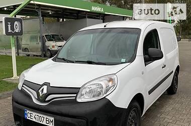 Характеристики Renault Kangoo пасс. Легковий фургон (до 1,5т)