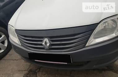 Характеристики Renault Logan Van Легковой фургон (до 1,5 т)