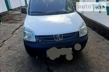Характеристики Peugeot Partner груз. Легковой фургон (до 1,5 т)