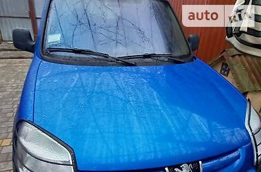 Характеристики Peugeot Partner пасс. Легковой фургон (до 1,5 т)