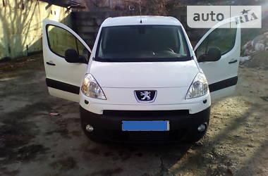 Ціни Peugeot Легковий фургон (до 1,5т)