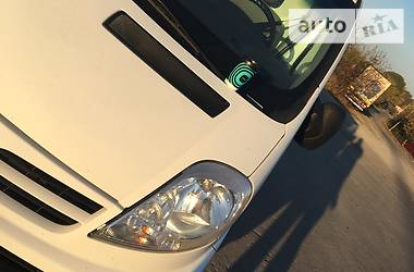 Характеристики Nissan Primastar груз. Легковий фургон (до 1,5т)
