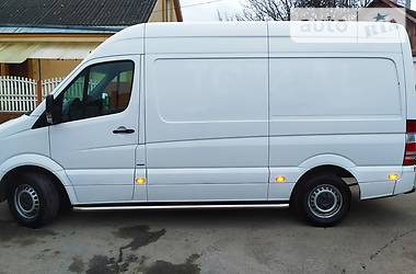 Характеристики Mercedes-Benz Sprinter 211 груз. Легковий фургон (до 1,5т)