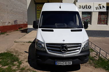 Характеристики Mercedes-Benz Sprinter 213 груз. Легковой фургон (до 1,5 т)
