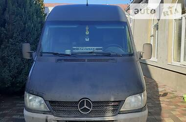 Характеристики Mercedes-Benz Sprinter 308 груз. Легковий фургон (до 1,5т)