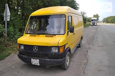Характеристики Mercedes-Benz Sprinter 308 груз. Легковой фургон (до 1,5 т)