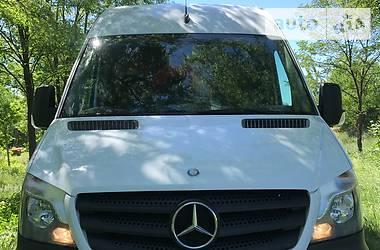 Характеристики Mercedes-Benz Sprinter 313 груз. Легковой фургон (до 1,5 т)