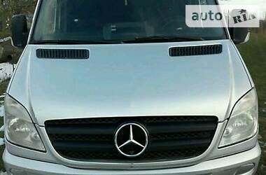 Характеристики Mercedes-Benz Sprinter 315 груз. Легковой фургон (до 1,5 т)