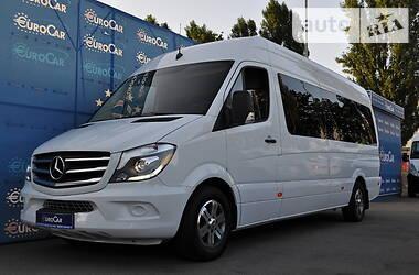 Характеристики Mercedes-Benz Sprinter 316 пас. Легковий фургон (до 1,5т)