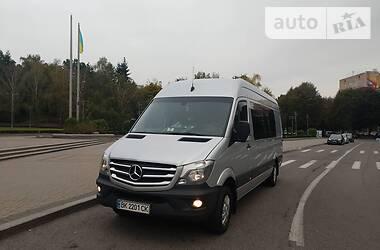 Характеристики Mercedes-Benz Sprinter 319 пасс. Легковой фургон (до 1,5 т)