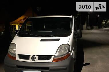 Цены Renault Trafic груз. Легковой фургон (до 1,5 т)