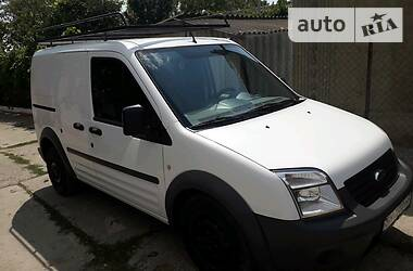 Характеристики Ford Transit Connect груз. Легковий фургон (до 1,5т)