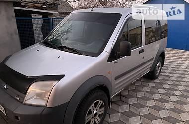 Характеристики Ford Transit Connect пасс. Легковой фургон (до 1,5 т)