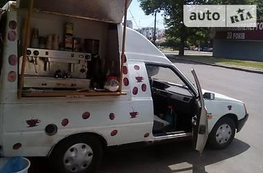 Ціни ЗАЗ Легковий фургон (до 1,5т)