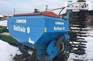 Lemken Solitair 9 2007
