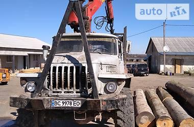 Ціни Урал 4320 Лісовоз / Сортиментовоз