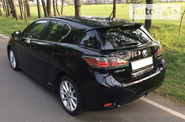 Lexus CT 200H Luxury Line 2012