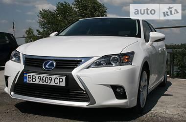 Lexus CT 200H  2015