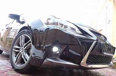Lexus CT 200H F SPORT 2012