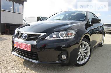Lexus CT 200H SPORT 2012