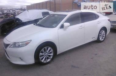 Lexus ES 300 Hybrid 2013