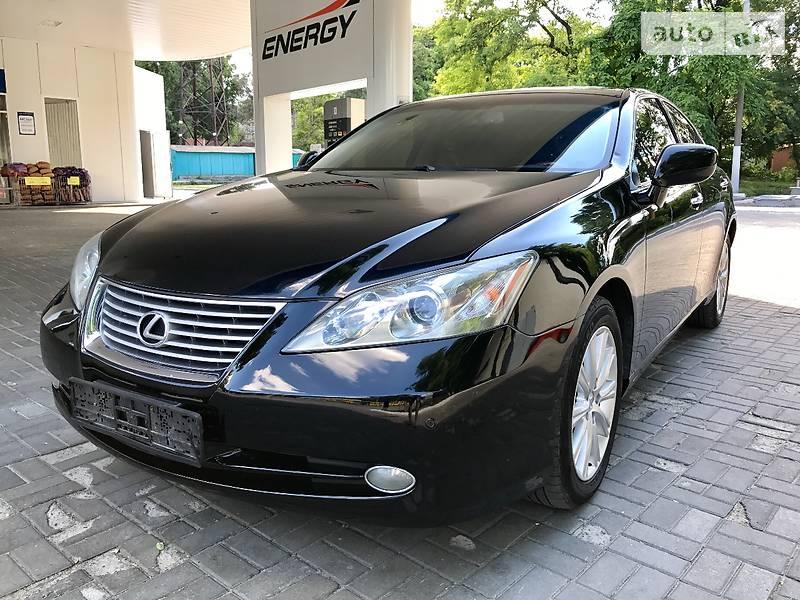 Lexus ES 2009 года