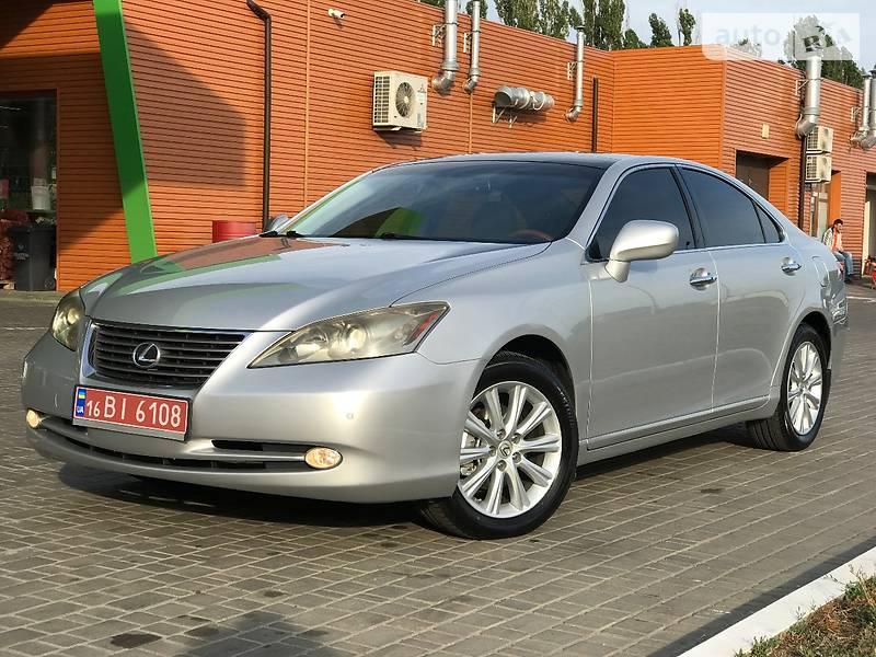Lexus ES 2008 года