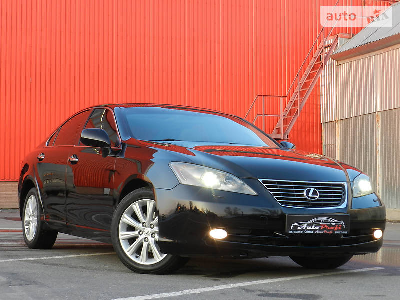 Lexus ES 2009 року