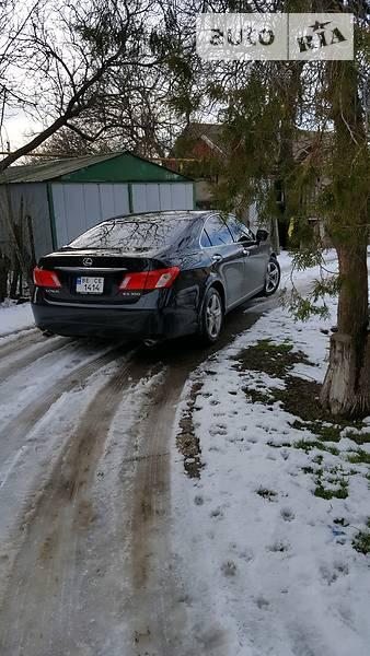Lexus ES 2008 року
