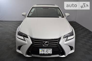 Lexus GS 200  2018