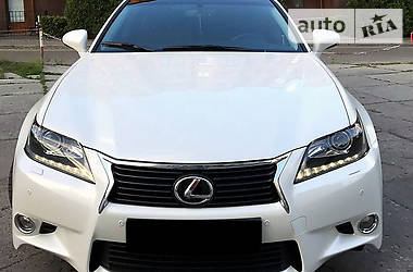 Lexus GS 250 FULL 2013