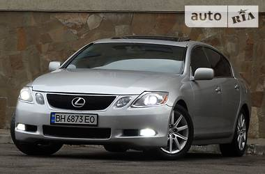 Lexus GS 300 3.0.AWD.FULL  2006