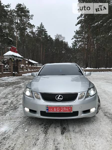 Lexus GS 2005 року