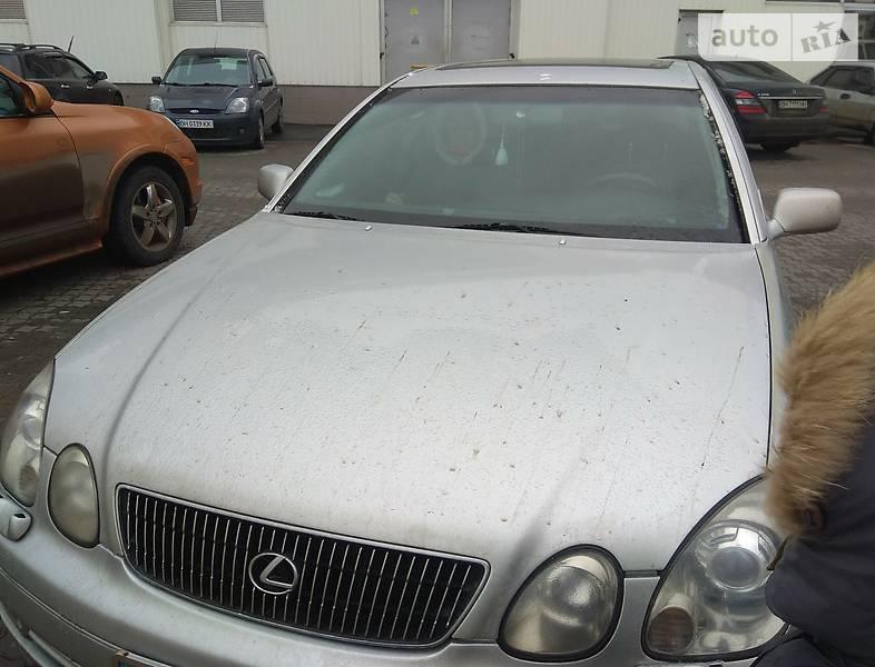 Lexus GS 1999 року