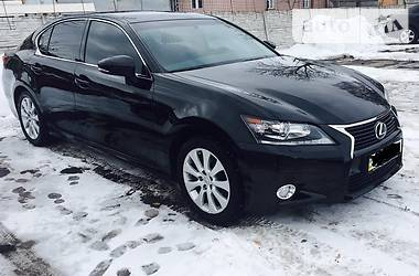 Lexus GS 350 Business+ 2013
