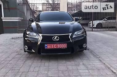 Lexus GS 350 3.5 awd 2012