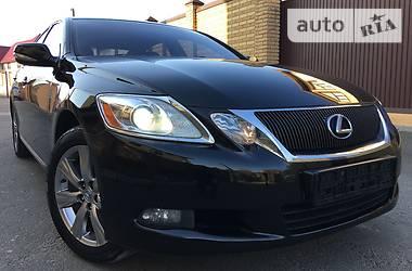 Lexus GS 350 awd  2011