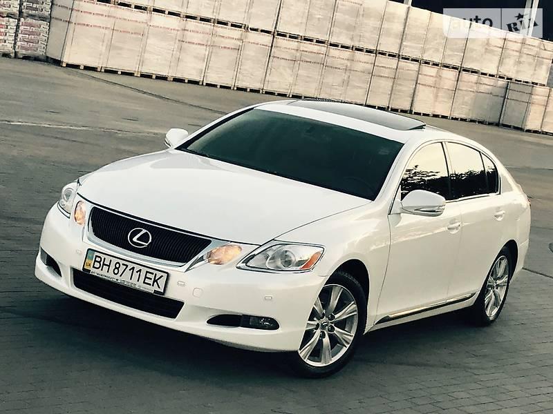 Lexus GS 2009 года