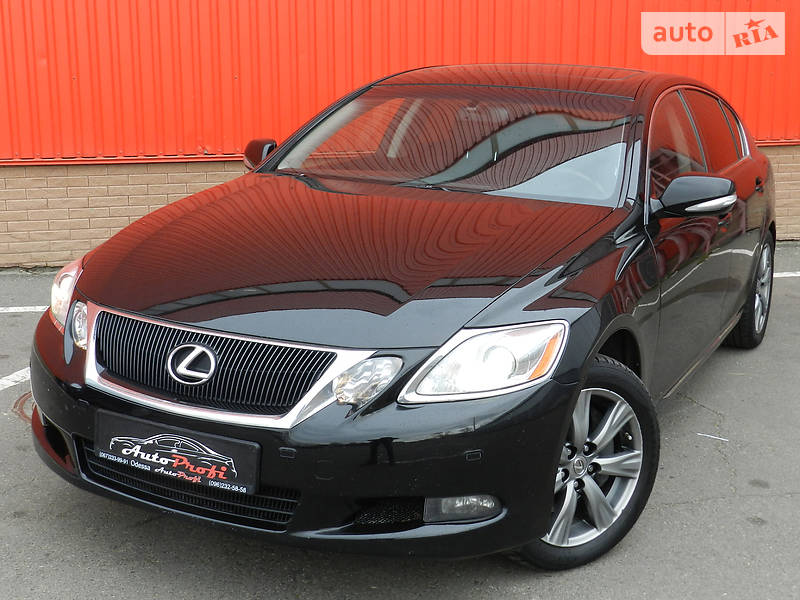 Lexus GS 2009 року