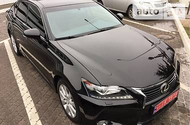 Lexus GS 350 3.5  2015