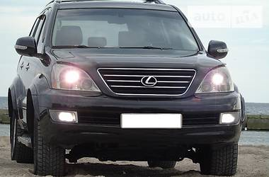 Lexus GX  2007