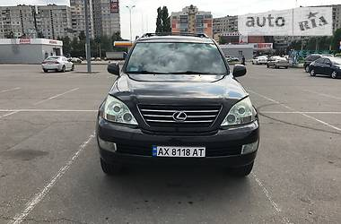 Lexus GX  2004
