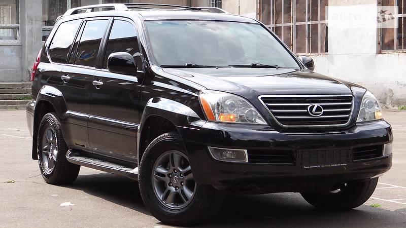 Lexus GX 2008 года