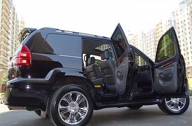Lexus GX 470///RESTAILING 2008