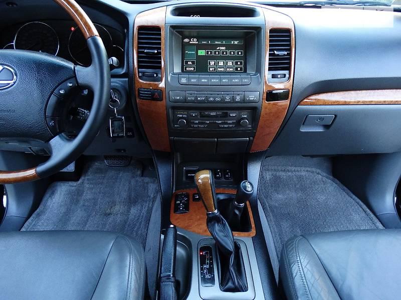 Lexus GX 2007 года