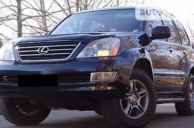 Lexus GX  Sport KDSS 2008